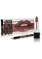 bellápierre Duo Lipstick & Liner Lippenstift  5.3 g Nude