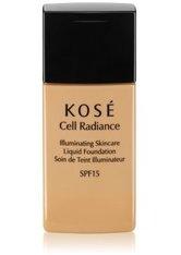Kosé Illuminated Skincare SPF 15 Flüssige Foundation  30 ml NR. 204