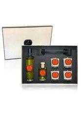 PARKS LONDON - Parks London Luxury Gift Set Amber, Citrus & Amara Kerzenset  1 Stk - DUFTKERZEN