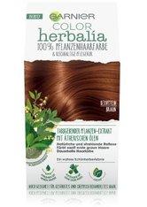 GARNIER COLOR HERBALIA Bernsteinbraun 100% pflanzliche Haarfarbe Haarfarbe  1 Stk