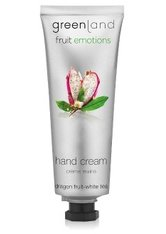GREENLAND - Greenland Fruit Emotions Dragon Fruit-White Tea Handcreme 75 ml - HÄNDE