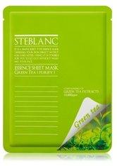 STEBLANC - Steblanc Essence Sheet Mask Green Tea Tuchmaske 1 Stk - TUCHMASKEN