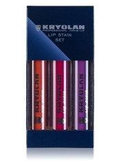 KRYOLAN - Kryolan Lip Stain  Lippen Make-up Set  12 ml Jam - Makeup Sets