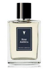 UNE NUIT NOMADE - Une Nuit Nomade Rose America Une Nuit A Montauk Eau de Parfum 100 ml - PARFUM