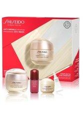Shiseido Benefiance Wrinkle Smoothing Cream Value Set Gesichtspflegeset 1 Stk