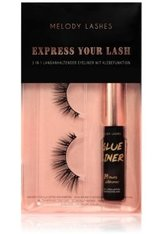 MELODY LASHES Glue Liner & Giselle Lashes Express your Lash Wimpernpflegeset  1 Stk NO_COLOR