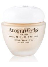 AromaWorks Nourish Men Night Cream Nachtcreme  50 ml