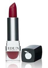 IDUN Minerals Matte  Lippenstift 4 g Vinbär