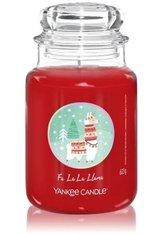 Yankee Candle FaLaLaLama  Duftkerze 623 g