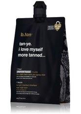 B.TAN - b.tan Tan-ye. I love myself more tanned Selbstbräunungslotion  750 ml - Selbstbräuner