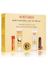 BURT'S BEES - Burt's Bees® Burt's Natural Lips to Tips Kit - LIPPENBALSAM
