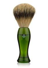 ÊSHAVE - eShave Dachshaar Fine Grün Rasierpinsel  1 Stk - Makeup Pinsel