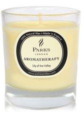 PARKS LONDON - Parks London Aromatherapy Lily of the Valley Duftkerze  235 g - DUFTKERZEN