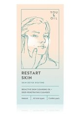 YOU & OIL Restart Set Cleansing Complex For Skin Gesichtspflegeset 1 Stk