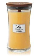 WoodWick Seaside Mimosa Hourglass Duftkerze 610 g