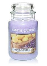 YANKEE CANDLE - Yankee Candle Housewarmer Lemon Lavender Duftkerze 0,623 kg - DUFTKERZEN