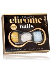 YOUSTAR - youstar Ultimate Chrome Nails Liquid Gold Nagellack-Set  no_color - NAGELLACK