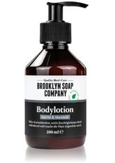 Brooklyn Soap Hanföl & Mandelöl Bodylotion 200 ml