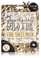 Oh K! Glowing Skin Gold Foil Sheet Face Mask