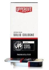 UPPERCUT DELUXE - Uppercut Deluxe Solid Cologne Oak & Spicy Festes Parfum Eau de Cologne  1 Stk - Parfum