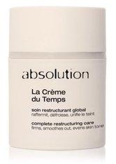 ABSOLUTION - absolution La Crème du Temps Gesichtscreme  30 ml - TAGESPFLEGE