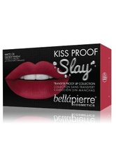Bellápierre Cosmetics Make-up Sets Kiss Proof Slay Kit Kiss Proof Lip Crème Hibiscus + Lip Liner Hibiscus + Kiss Proof Lip Finish 1 Stk.