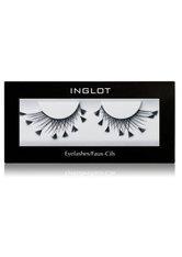 INGLOT - INGLOT Decorated Feather Eyelashes 62F Wimpern  1 Stk - Falsche Wimpern & Wimpernkleber