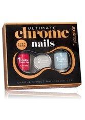 YOUSTAR - youstar Ultimate Chrome Nails Ever Rose Nagellack-Set  no_color - NAGELLACK
