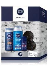 NIVEA MEN - NIVEA MEN Sport  Körperpflegeset  1 Stk - DUSCHEN