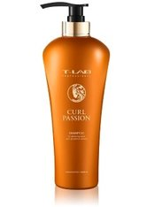 T-LAB Professional Organic Care Collection Curl Passion Haarshampoo  750 ml