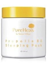 PUREHEAL'S - PureHeal´s Propolis 80 Sleeping Gesichtsmaske 10 ml - CREMEMASKEN