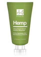 Dr. Botanicals Hemp Infused Natural Moisturiser Gesichtscreme 30 ml