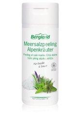 BERGLAND - Bergland Wellness Alpenkräuter Körperpeeling 220 g - KÖRPERPEELING