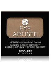 Absolute New York Make-up Augen Eye Artiste Single Eyeshadow AEAS09 Smoked Taupe 2,25 g