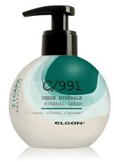 ELGON - eLGON I Care C/991 Mineral Green Haarfarbe  200 ml - Haarfarbe