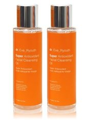 DR. EVE_RYOUTH - dr. Eve_Ryouth Super Antioxidant Facial Cleansing Reinigungsöl  2x100 ml - CLEANSING