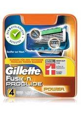Gillette Fusion ProGlide Power Systemklingen Rasierklingen 12 Stk