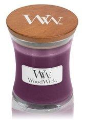 WoodWick Spiced Blackberry Hourglass Duftkerze  85 g