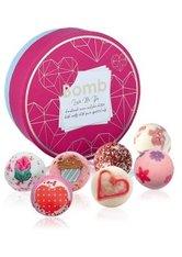 Bomb Cosmetics Gift Pack Love me Do Badekugel  7 Stk