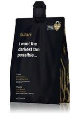 b.tan I want the darkest tan possible  Selbstbräunungslotion 750 ml