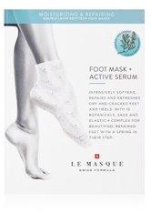 Le Masque Switzerland Moisturizing & Repairing Foot Mask Fußmaske 1 Stk