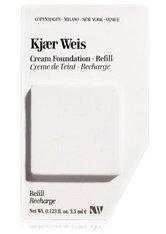 Kjaer Weis Cream Foundation Refill Creme Foundation  7.5 g Silken