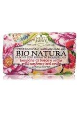 Nesti Dante Firenze Pflege Bio Natura Raspberry & Nettle Soap 250 g