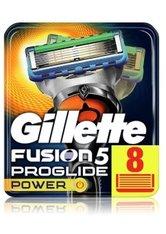 Gillette Fusion5 Proglide Power Versandvariant Rasierklingen 8 Stk