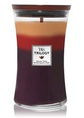 WoodWick Holiday Cheer Hourglass Duftkerze  275 g