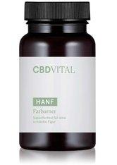 CBD VITAL Hanf Fatburner Nahrungsergänzungsmittel 60 Stk