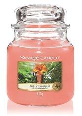 YANKEE CANDLE - Yankee Candle The Last Paradise Housewarmer Duftkerze  411 g - Duftkerzen