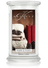 Kringle Candle Warm & Fuzzy  Duftkerze 0.623 g