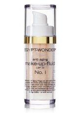 EGYPT-WONDER - Egypt-Wonder Anti-Aging Make-up-fluid Flüssige Foundation  30 ml NR. 1 - HELLBEIGE - Foundation