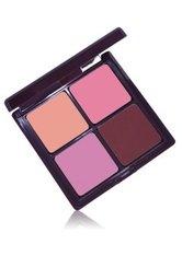 NUDE & NOIR - Nude & Noir Multi-Use Face Palette Make-up Palette  9.07 g Kiss My Cheek - ROUGE